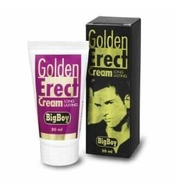 Big Boy Golden erect Cream pre mužov 50 ml