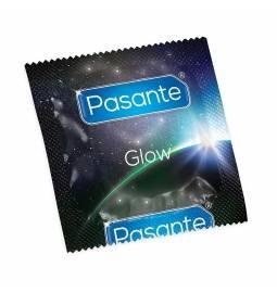 Pasante kondómy Glow - 1 ks