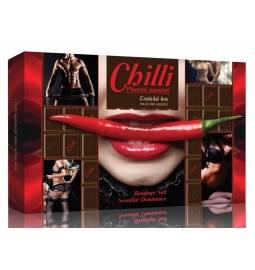 Chilli Pikantné zotročenie Erotická stolná společenská hra