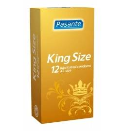 Pasante kondómy King Size 60 mm - 12 ks