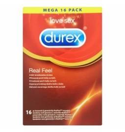 DUREX kondómy Real Feel 16 ks