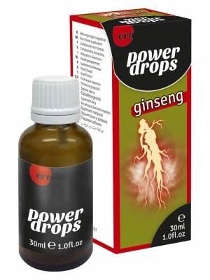 Hot Power Ginseng kvapky 30 ml - Doplnok stravy