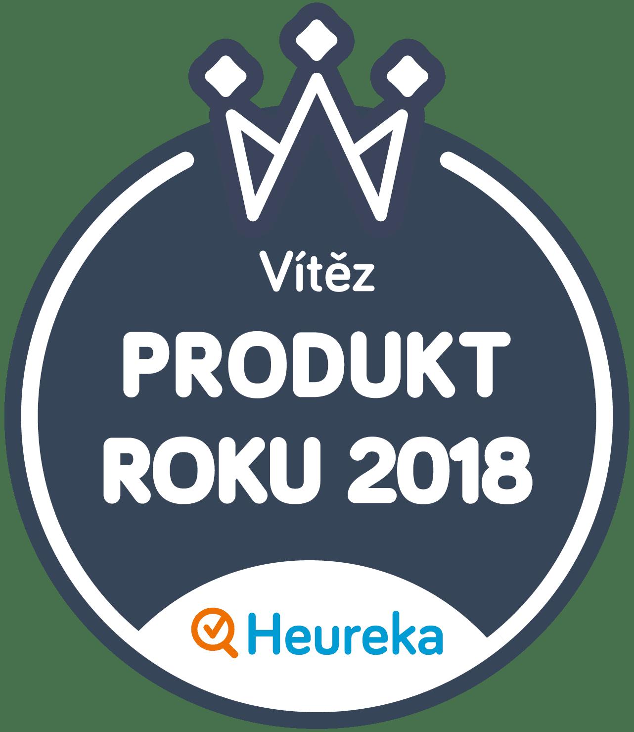 Vítěz soutěže Produkt roku 2018
